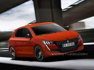 53 New 2020 Peugeot 208 Release Date and Concept