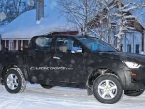 53 New Chevrolet Dmax 2020 Redesign