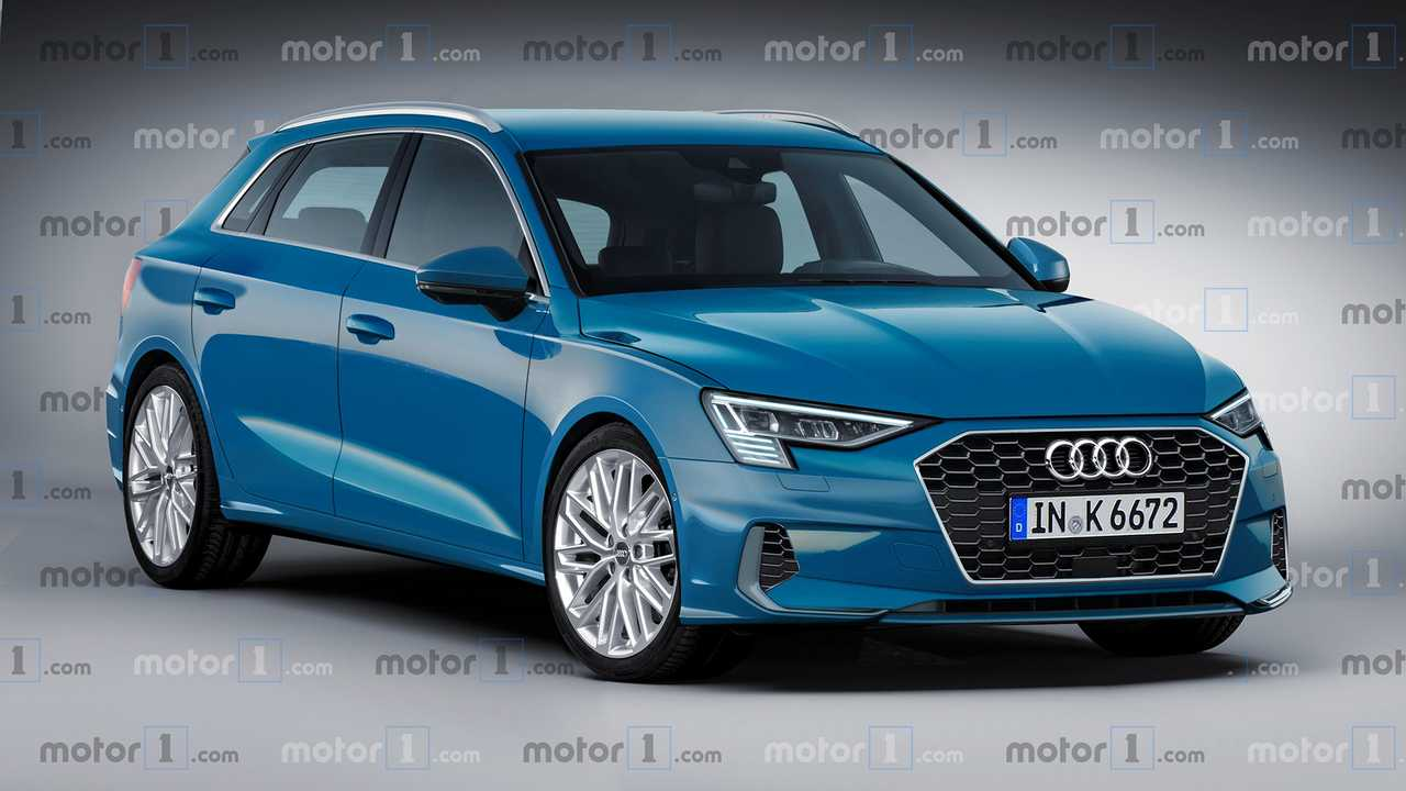 53 New New 2019 Audi A3 Research New
