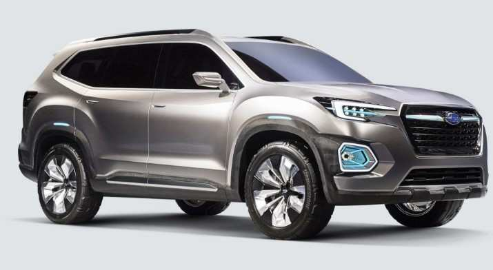 53 New Subaru Ascent 2020 Release Date Pictures