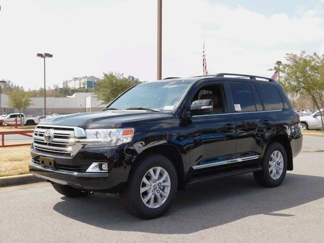 53 New Toyota Land Cruiser V8 2019 Specs and Review