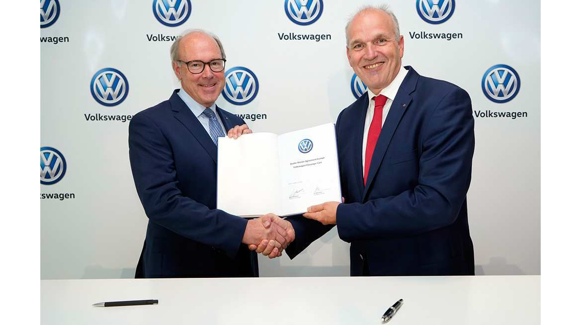 53 New Volkswagen To Restructure Its Dealer Network From 2020 Release Date