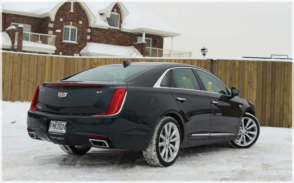 53 New Will There Be A 2020 Cadillac Xts Spy Shoot