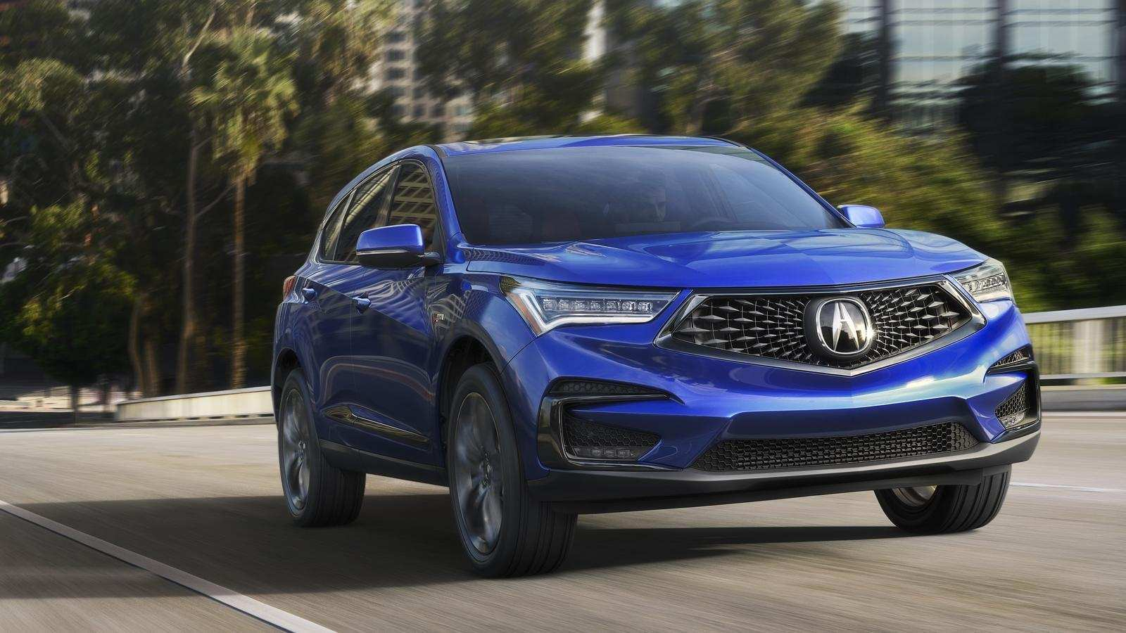 53 The 2019 Acura Rdx Hybrid Redesign And Concept