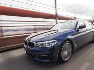 53 The 2019 Bmw 5 Series Redesign Review and Release date