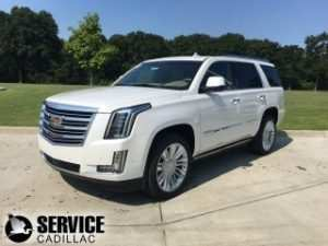 53 The 2019 Cadillac Escalade Platinum Price and Release date