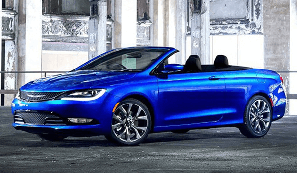 53 The 2019 Chrysler 200 Convertible Redesign