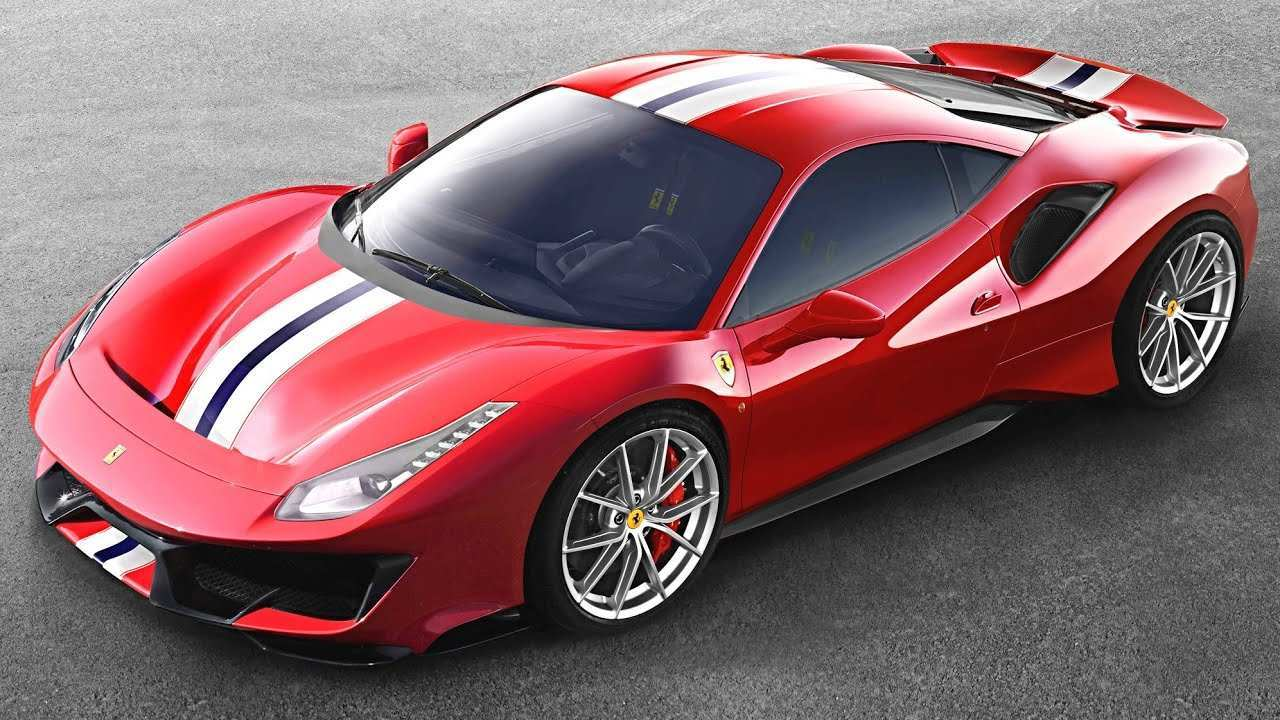 53 The 2019 Ferrari 488 Picture