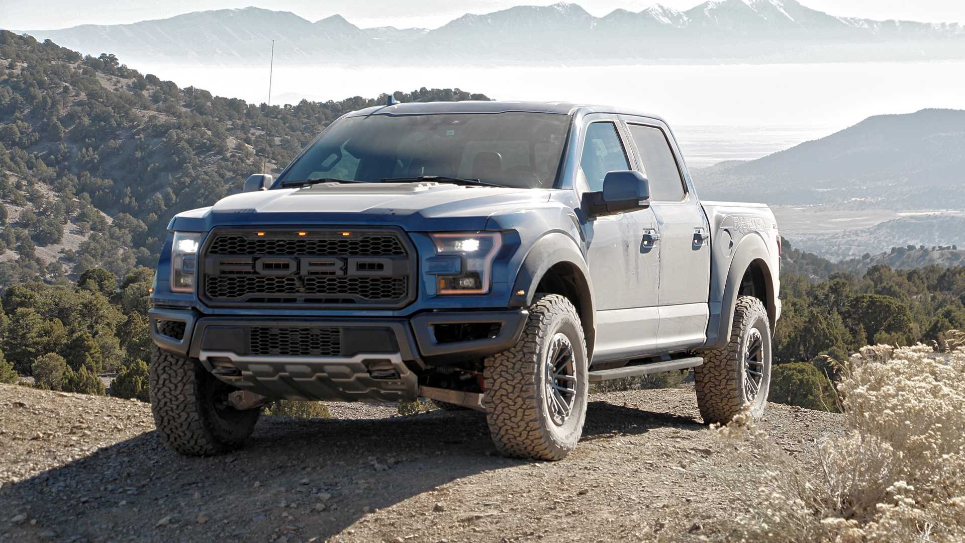 53 The 2019 Ford Raptor Exterior And Interior