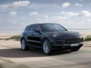 53 The 2019 Porsche Cayenne Standard Features Price and Release date