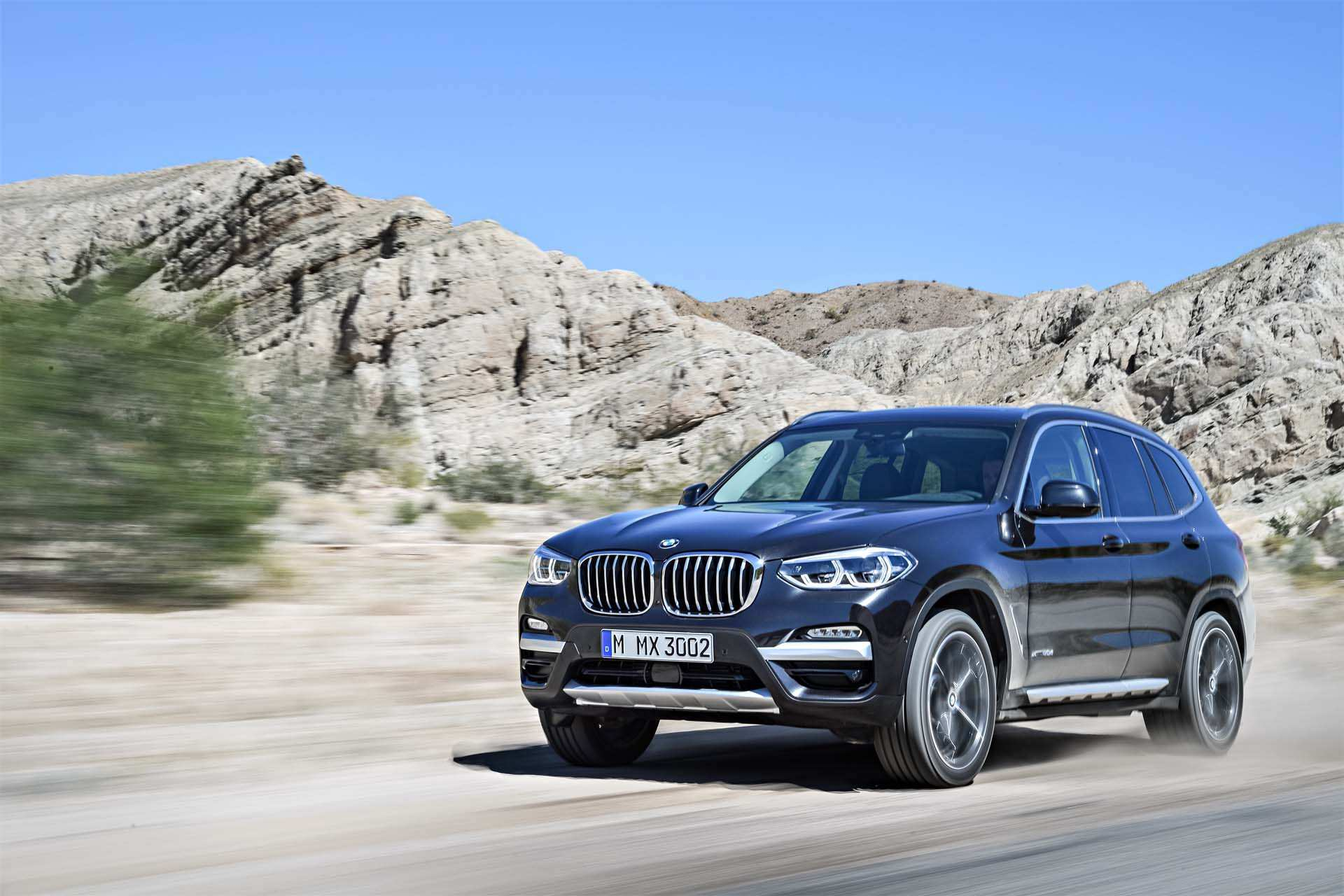 53 The 2020 Bmw X3 Electric Redesign And Review