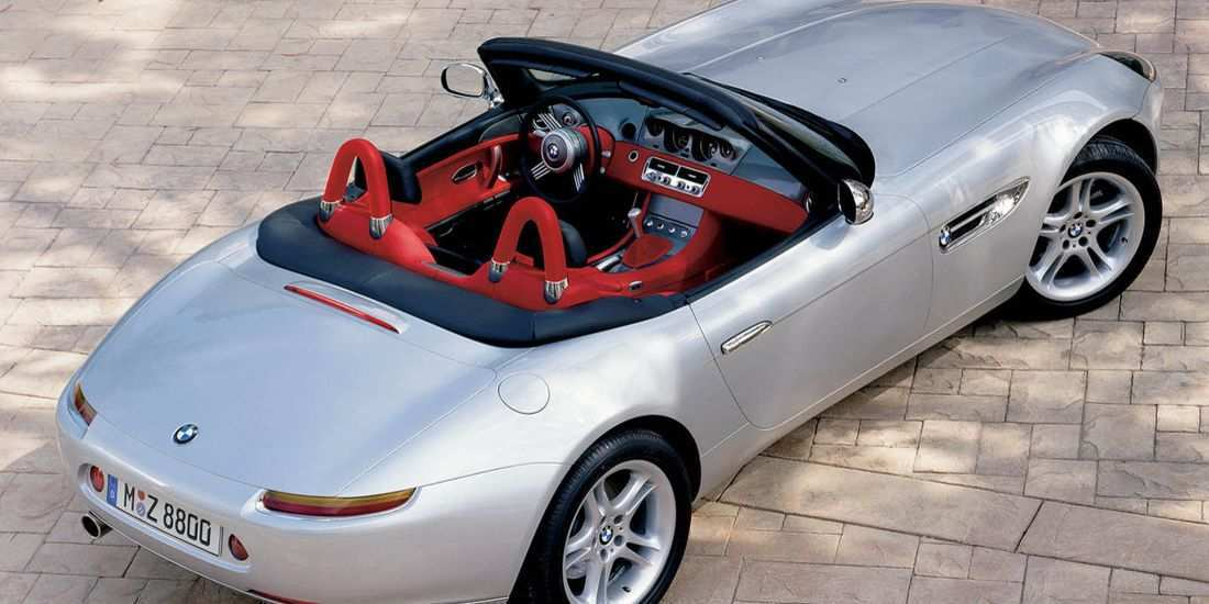 53 The 2020 Bmw Z8 Style