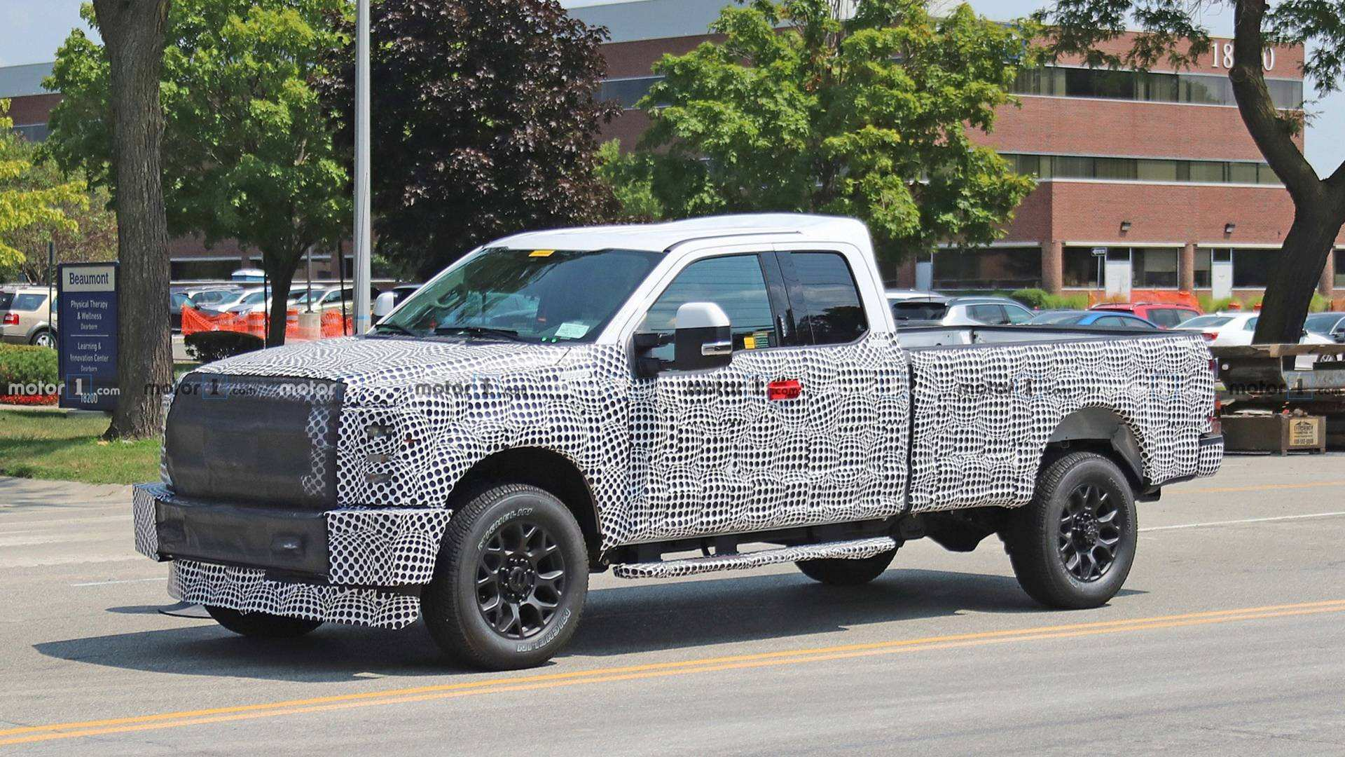 53 The 2020 Ford P702 Price and Release date