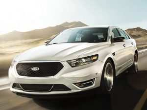 53 The 2020 Ford Taurus Review and Release date