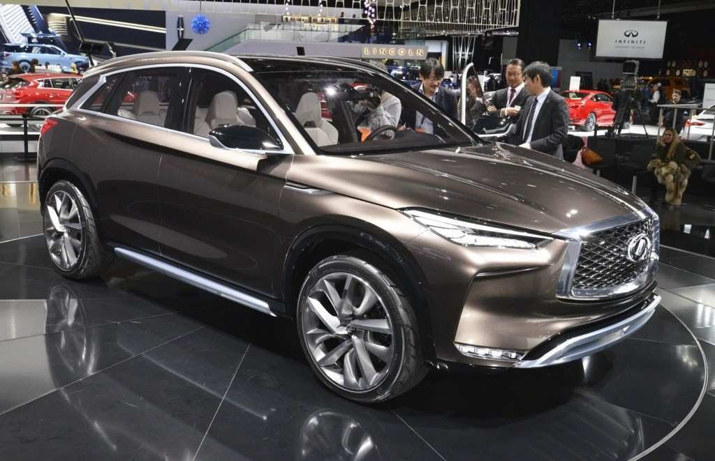 53 The 2020 Infiniti Qx60 Redesign