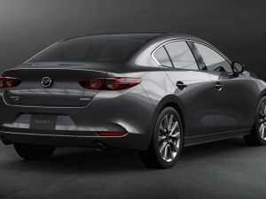 53 The 2020 Mazda 3 Length First Drive