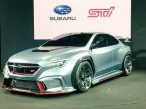 53 The 2020 Subaru Sti News Concept and Review