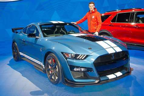 53 The Best 2019 Ford Shelby Gt500 Overview