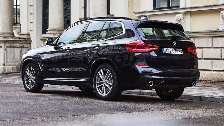53 The Best 2020 Bmw X3 Electric Specs