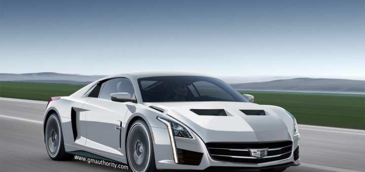 53 The Best 2020 Cadillac Mid Engine Exterior And Interior