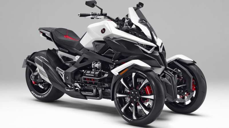 53 The Best 2020 Honda Goldwing Trike Concept And Review
