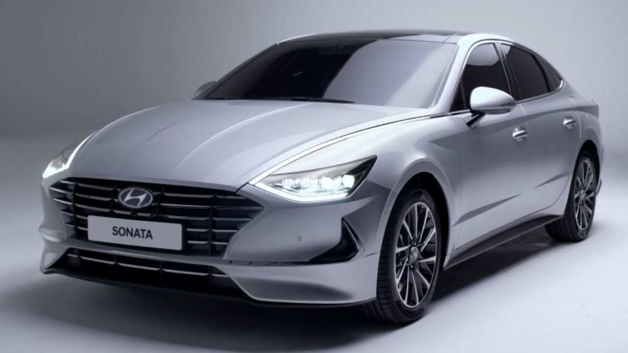 53 The Best 2020 Hyundai Sonata Release Date Performance
