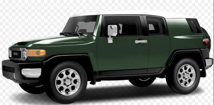 53 The Best 2020 Toyota Fj Redesign And Review