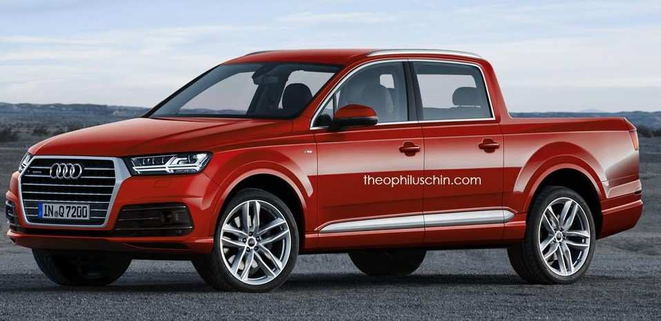 53 The Best Audi Pickup 2020 History