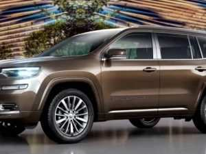 53 The Best Jeep Commander 2020 Exterior