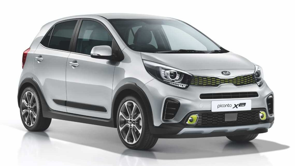 53 The Best Kia Picanto 2019 Xline Review And Release Date