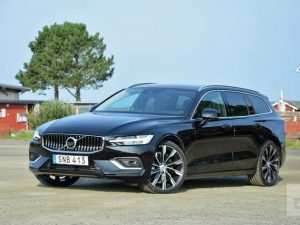53 The Best Volvo 2019 Station Wagon Price and Review
