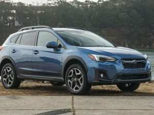 53 The Subaru Electric Car 2019 Redesign and Concept