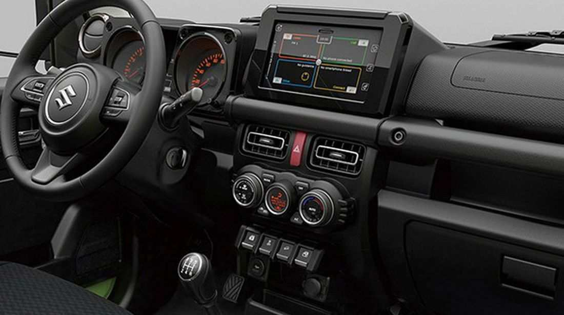 53 The Suzuki Jimny 2019 Interior New Review