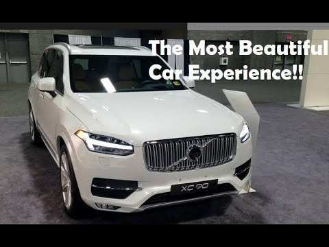 53 The Volvo Xc90 2019 Interior New Review