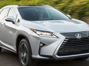 53 The When Will The 2020 Lexus Rx Come Out Model