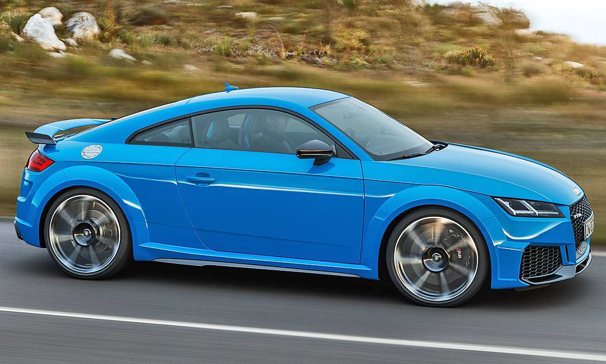 54 A 2019 Audi Tt Rs Rumors