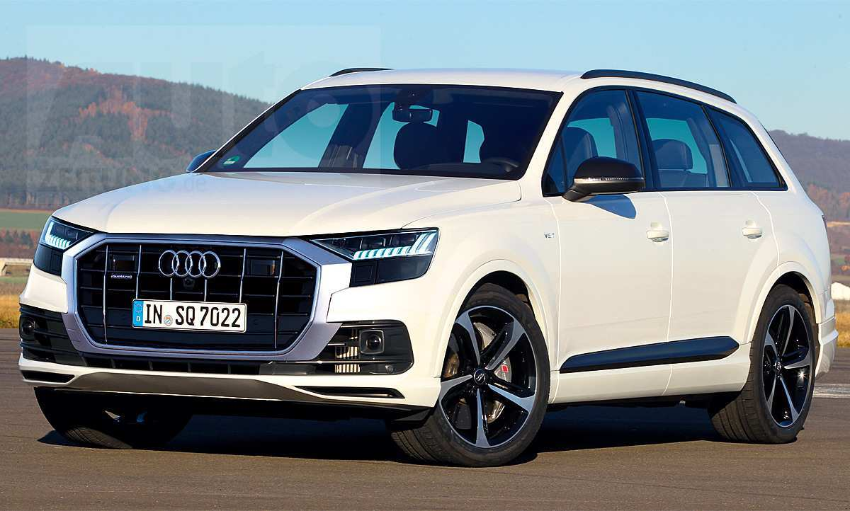 54 A 2019 Audi X7 Price Design And Review