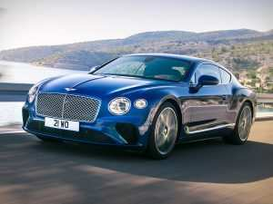 2019 Bentley Continental Gt Msrp