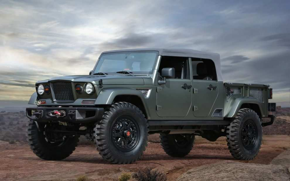 54 A 2019 Jeep Ute Price