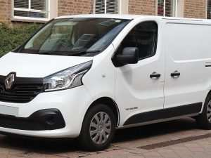 54 A 2019 Renault Trafic Release Date and Concept