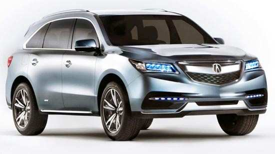 54 A 2020 Acura Mdx Release Date Pricing