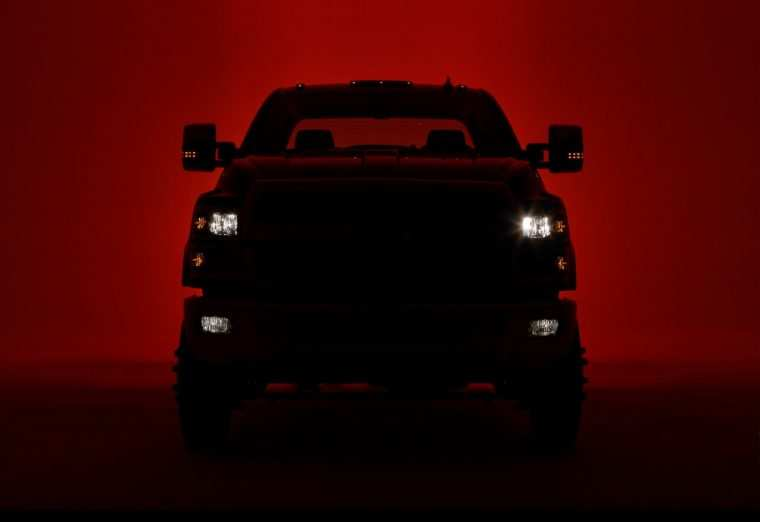 54 A 2020 Chevrolet Silverado Hd Teased First Drive