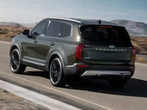 54 A 2020 Kia Telluride Price In Uae Concept and Review