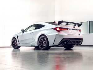 54 A 2020 Lexus Rc F Track Edition 0 60 Overview