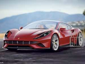 54 A Ferrari 2020 Redesign and Concept
