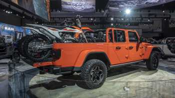 54 A How Much Is The 2020 Jeep Gladiator Release