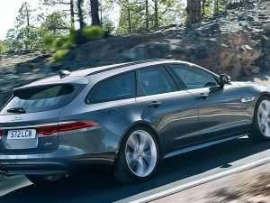 54 A Jaguar Sportbrake 2020 Performance