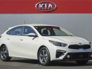 54 A Kia Cerato Hatch 2019 Redesign and Concept