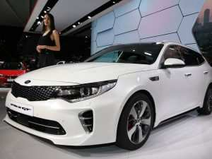 54 A Kia Optima 2020 Redesign Reviews