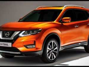 54 A Nissan X Trail 2020 Mexico Images
